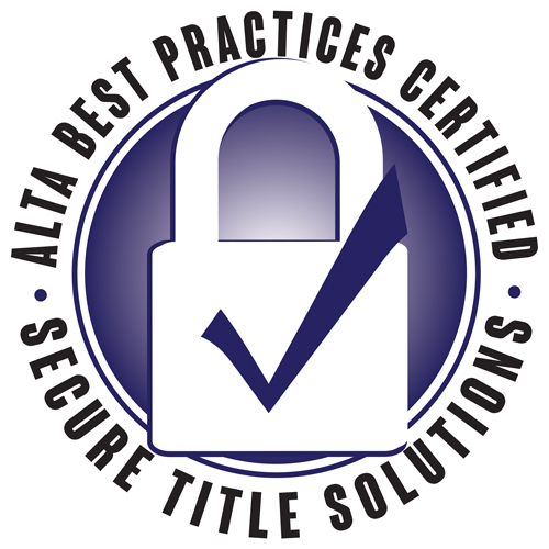 Secure Title Solutions - ALTA Best Practices Certified - Seal